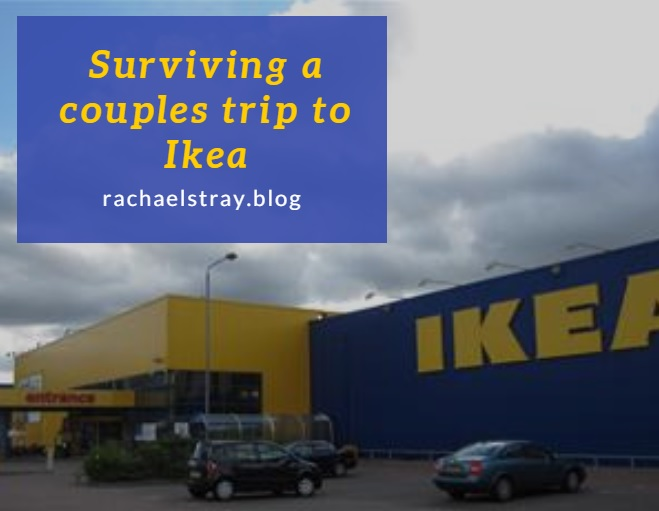 How to survive a couples trip to Ikea
