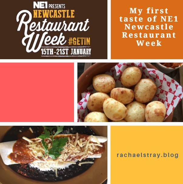 My first taste of NE1 Newcastle Restaurant Week