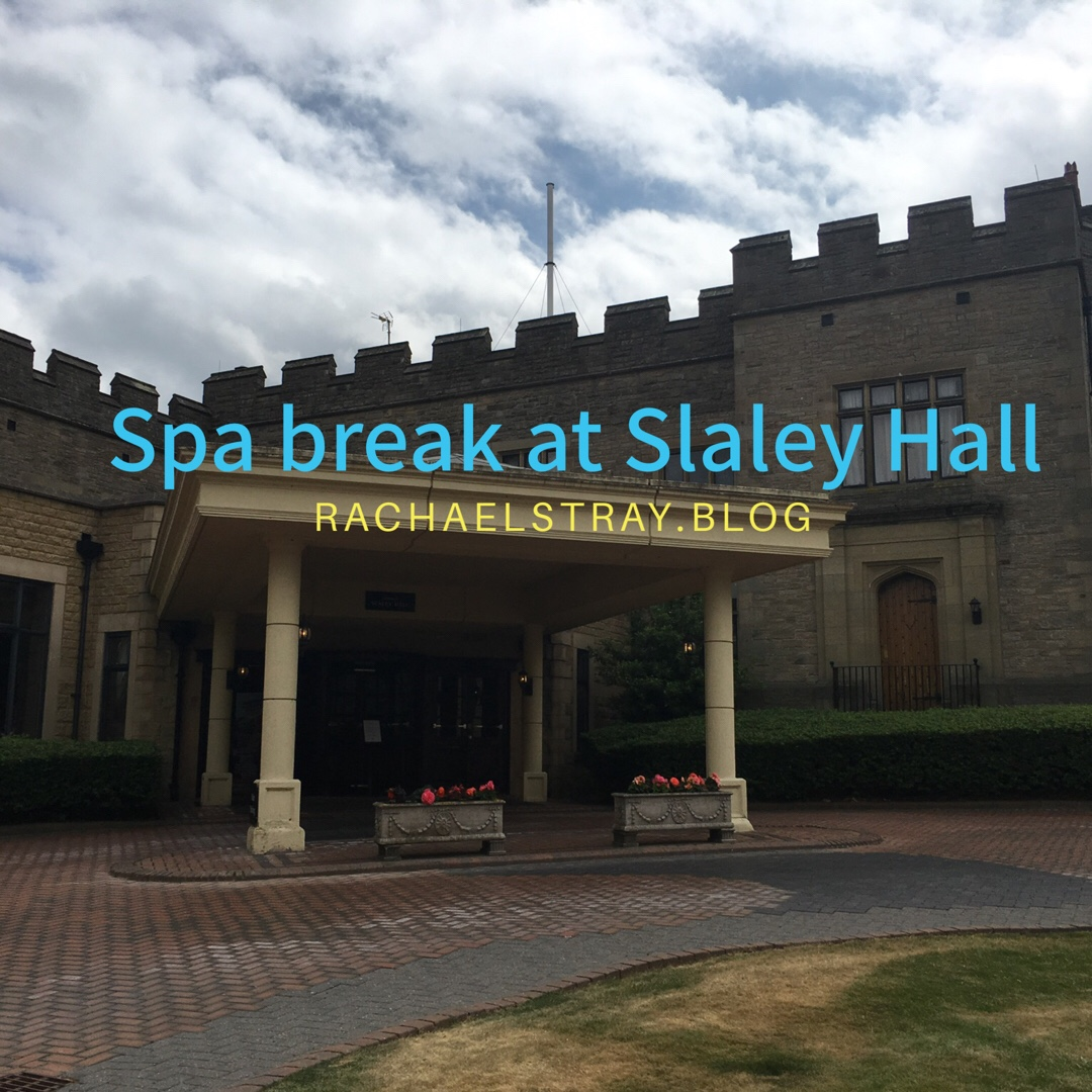 Spa break at Slaley Hall Northumberland