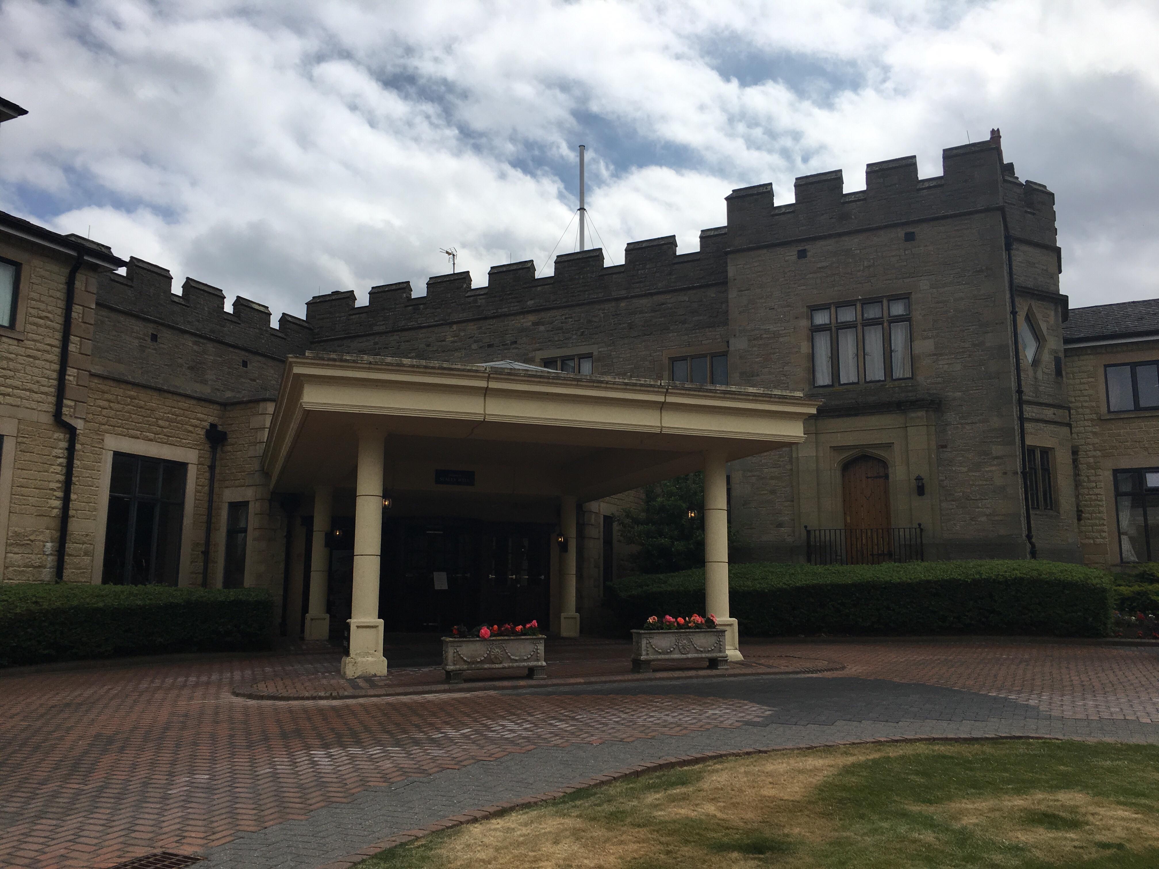Slaley Hall Northumberland