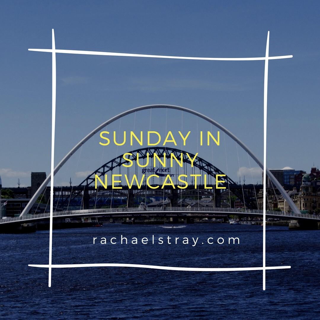 Sunday in sunny Newcastle