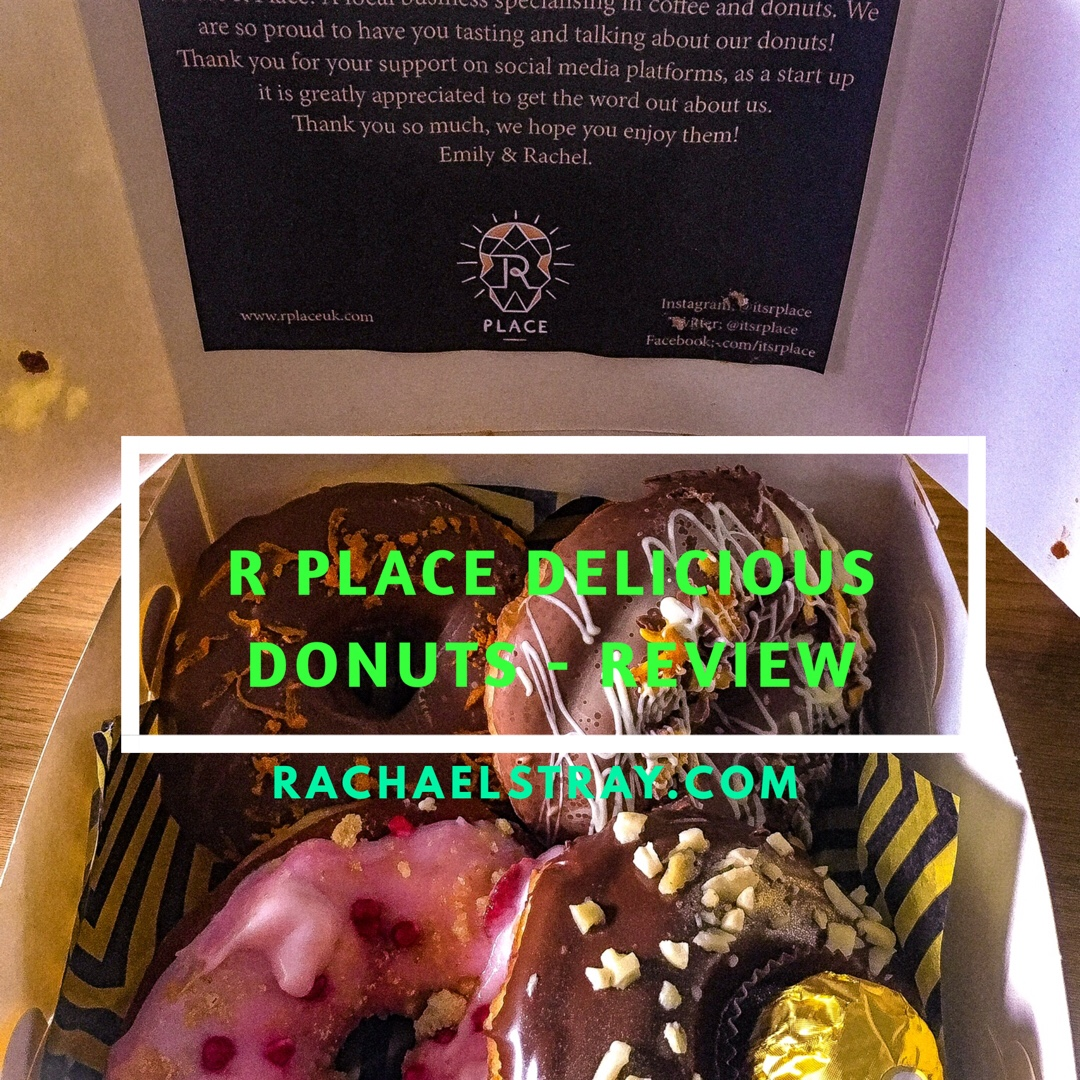 R Place delicious donuts – review (AD)