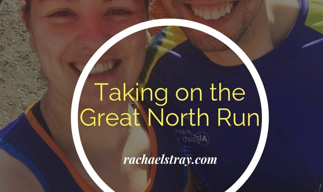 Taking on the Great North Run