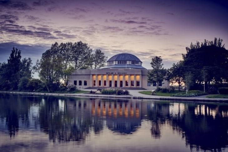 Exhibition Park lake