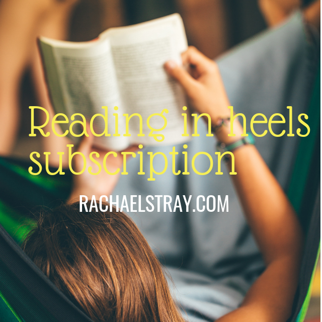 Reading in Heels subscription