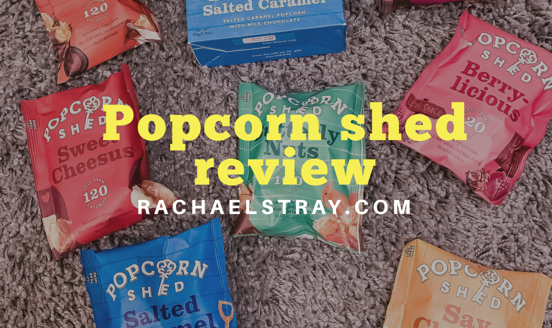 Popcorn Shed – review