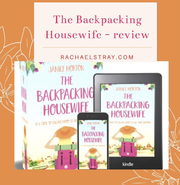 The Backpacking Housewife – review (AD)