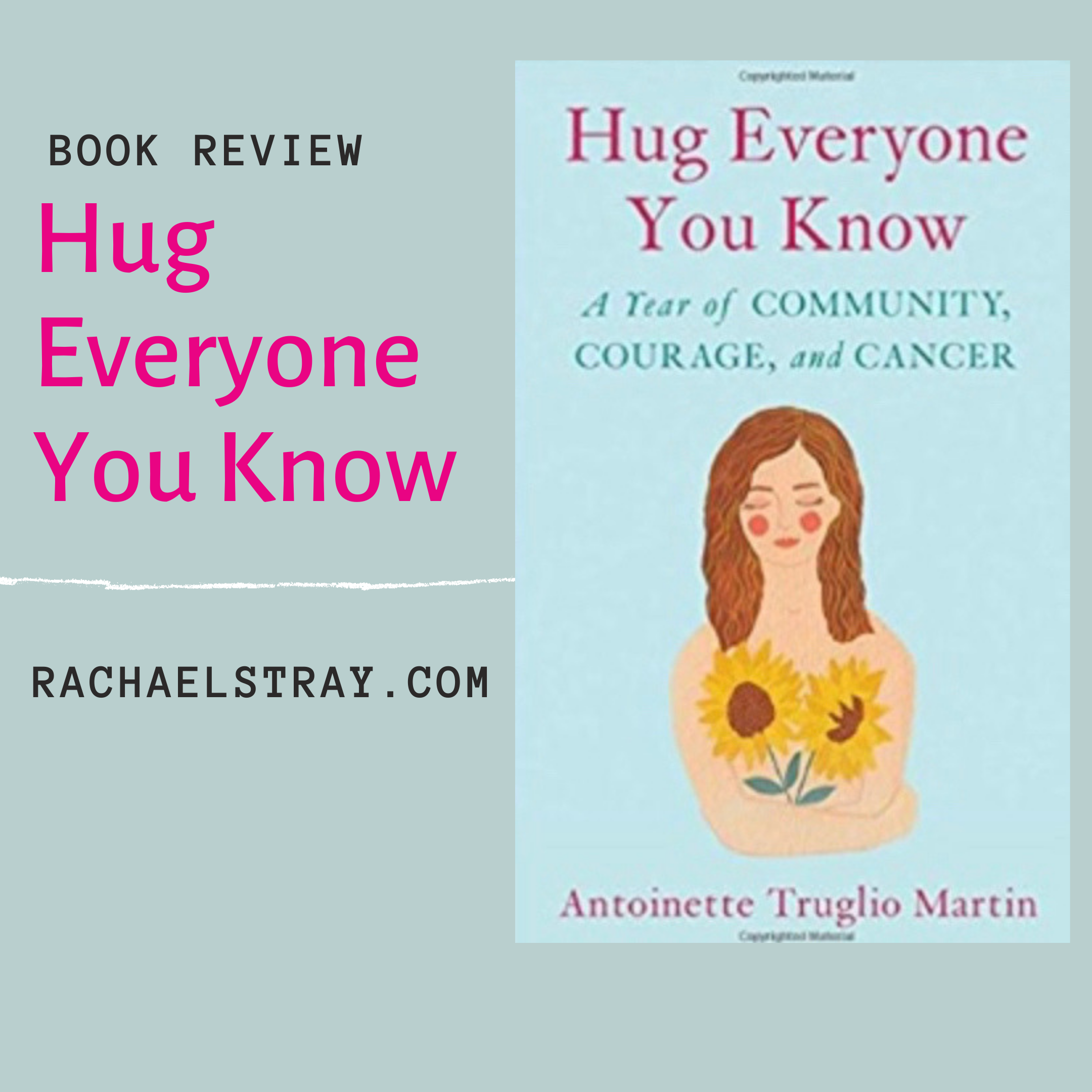 Hug Everyone You Know – review (AD)